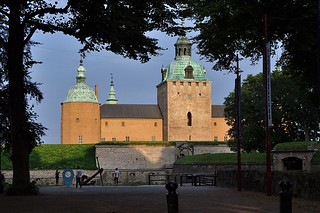 Kalmar slott / castle, Småland, Sweden