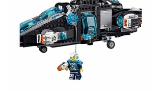 LEGO Ultra Agents 2015 : 70170 UltraCopter vs. AntiMatter