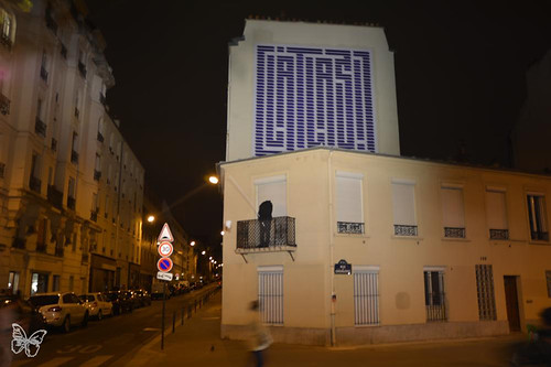 Atlas - Nuit Blanche Paris 14