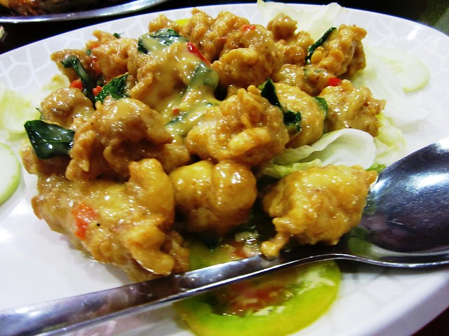 Ming Mei Shi creamy butter prawns