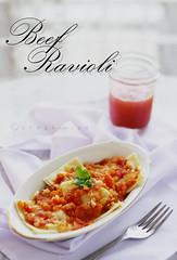 [Homemade] Ravioli