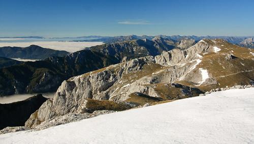 autumn alps austria geocaching alpy 2014 hochschwab jeseň rakúsko jeseò
