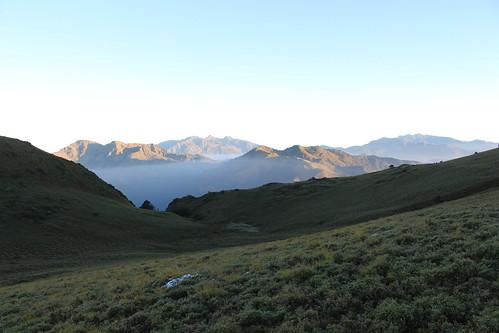 嘉明湖位於關山野生動物重要棲息環境內。