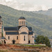 Chris Owens Images posted a photo:	The new Church of Saint Nicholas, built in 2006, is just just up the valley from the flooded church. It is being developed into a full-scale monastery.