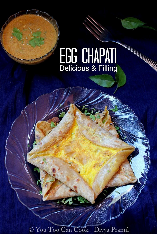 muttai chapati