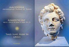 Macedonia Thasos Archeological museum Alexander the Great Ancient Mace