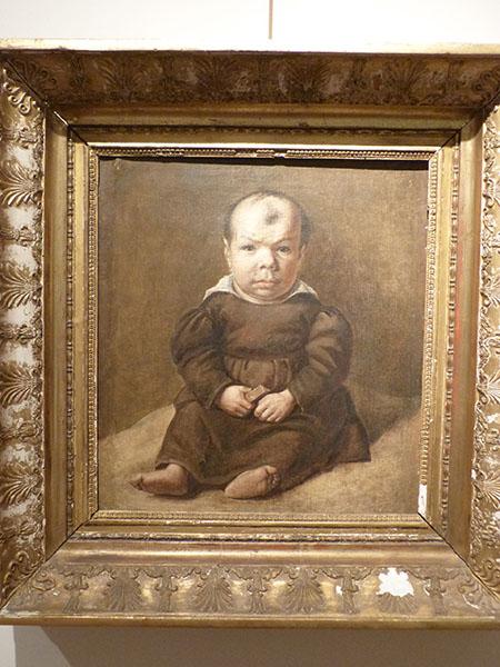 tableau bébé villandry