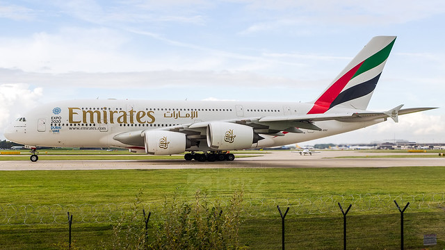 Emirates Airlines, Airbus A380