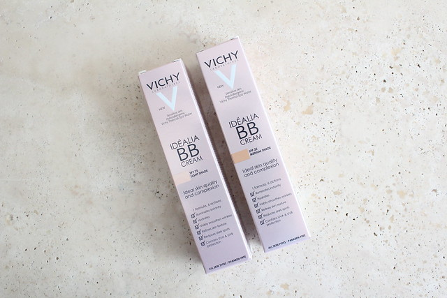 Vichy Idealia BB Cream review
