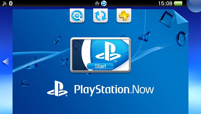 PlayStation Now Open Beta Launches Today on PS Vita, PS TV