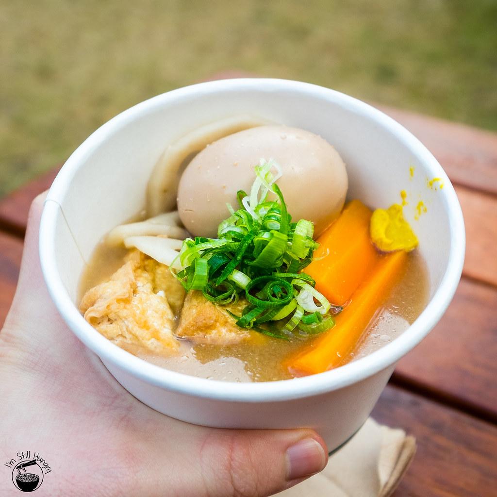 Izakaya Den night noodle markets
