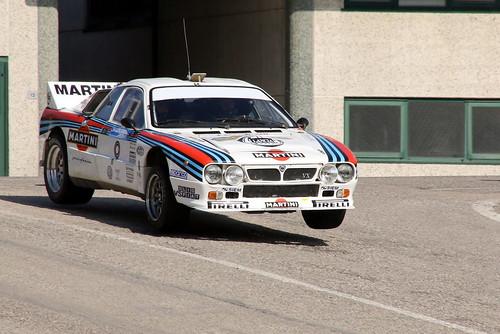 Lancia Rally 037 (1984)