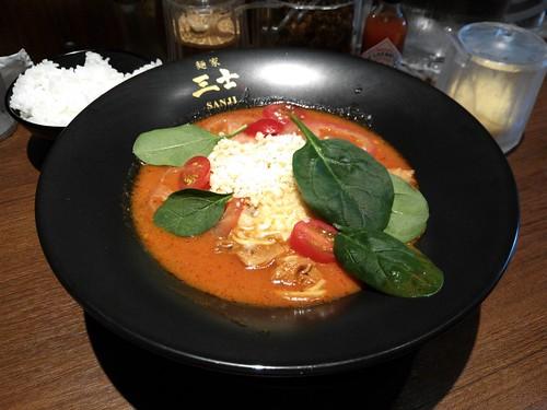 Menya Sanji's Tomato Ramen