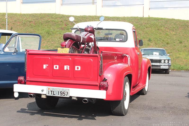 4º Encontro de veículos antigos e especiais de Passo Fundo - Stage'nSpool (3)