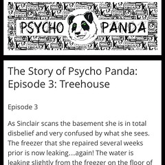 Just posted Episode 3 of the Psycho Panda story!! See what Sinclair saw in the basement. Read all the episodes at www.PsychoPandaStreetwear.com or www.PPSTWR.com . Thanks for reading. Enjoy!! :-) #streetwear #ppstwr #fashion #story #fresh #fun #diy #dmv #