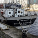 Stavros S Niarchos is a British brig-rigged tall ship Ref-10195