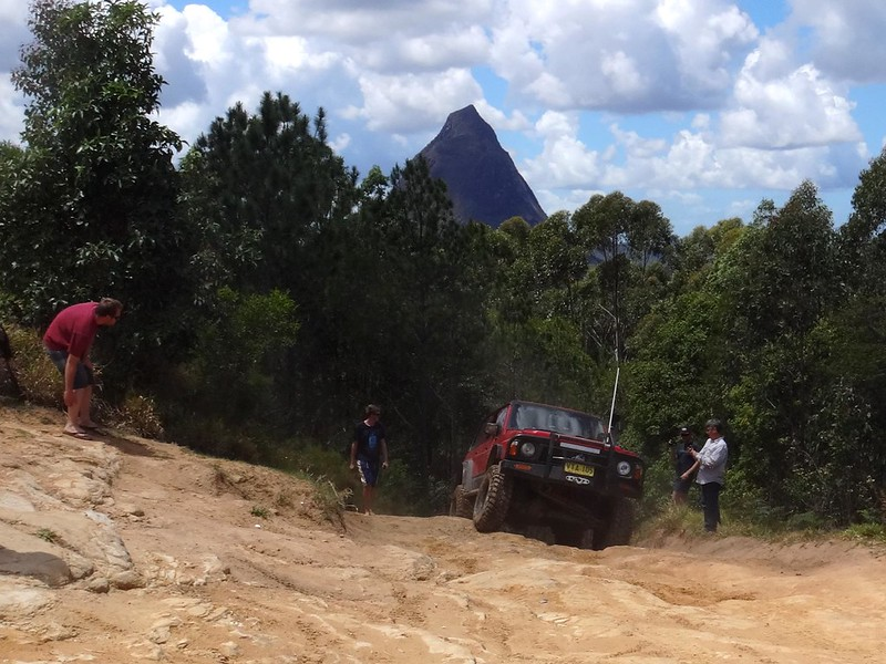 4WD vs The Giant Drop