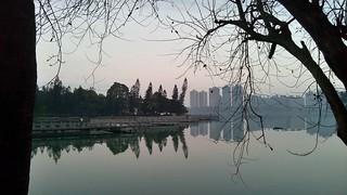 Изображение 九曲橋.