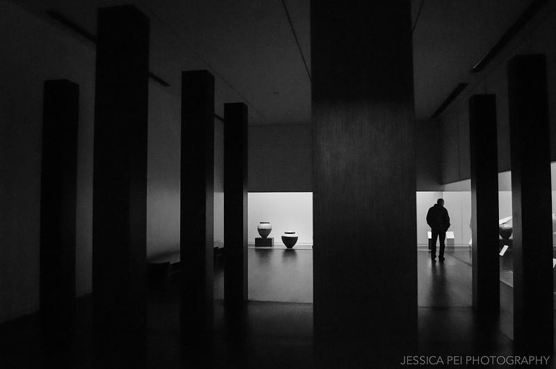 Column Room in Art Institute of Chicago