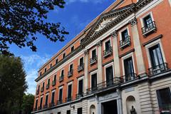 Madrid, Palacio de Buenavista.