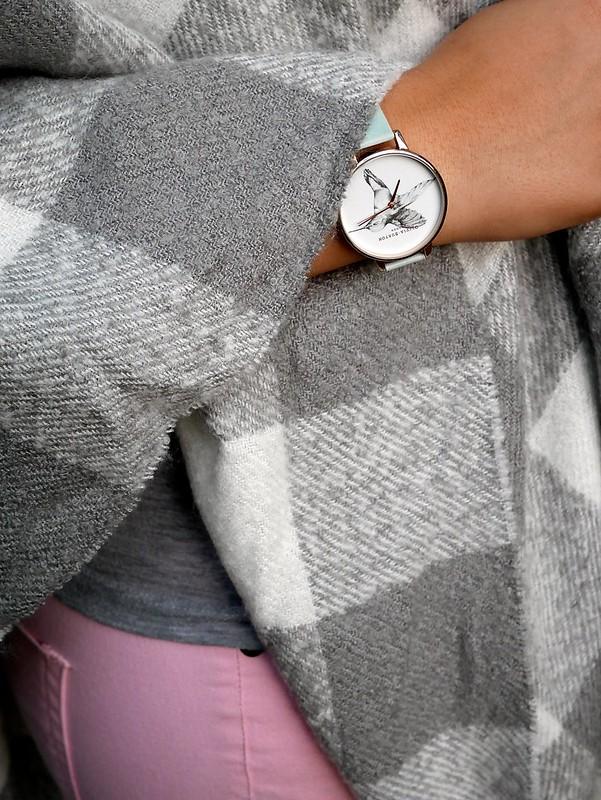 Voucher Codes Autumn Winter How to Wear Flannel Checks New Look Blanket Cape