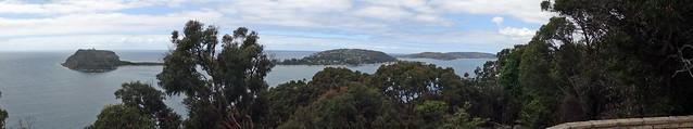 West Head Panorama