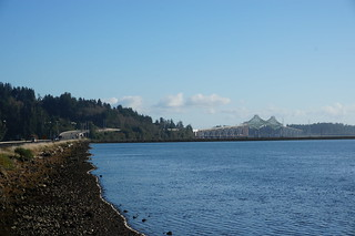 Bridges into Coos Bay