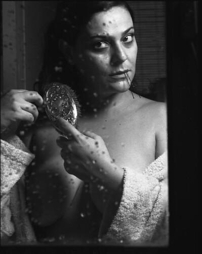 """""""Allo specchio�"""