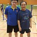 2014-10-18 District Badminton