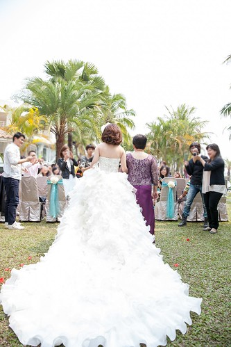 台南商務會館-一般戶外證婚儀式 (5)