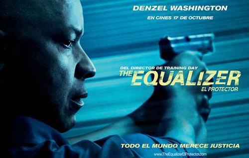 The Equalizer. El protector
