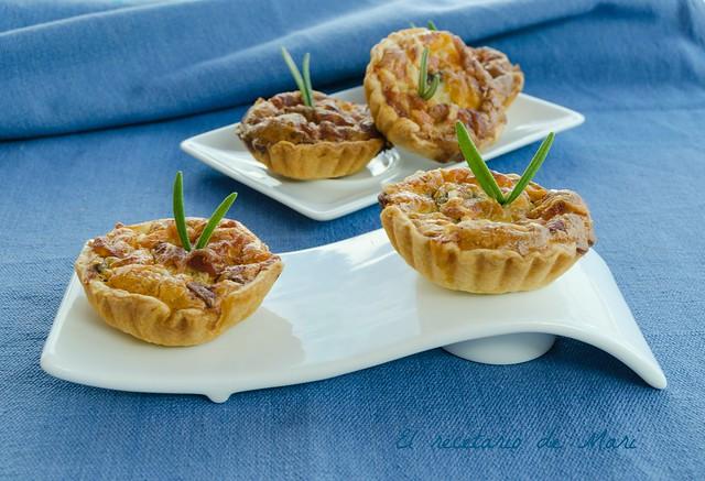 tartaletas de champiñones y serrano (2)