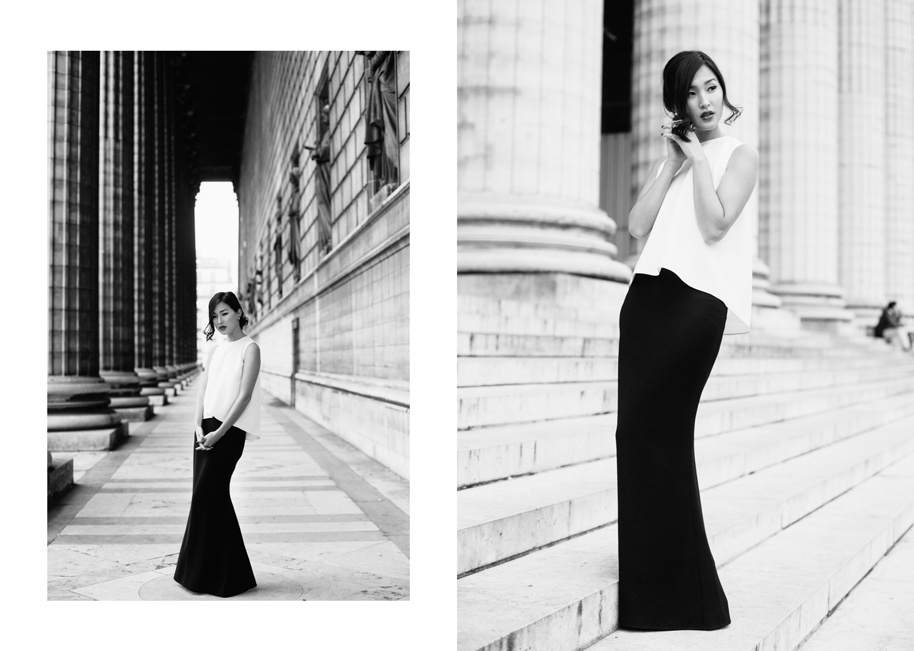 Nicole Warne by Carin Olsson (Paris in Four Months)