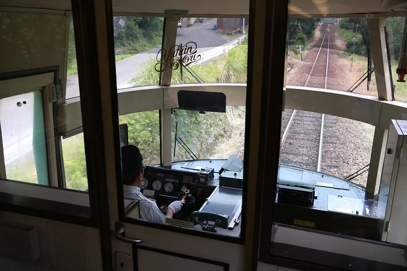 開車的列車長