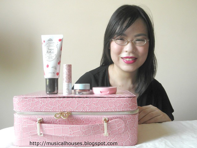 Etude House Disney Princess FOTD Products