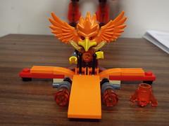 Chima Frax' Phoenix Flyer
