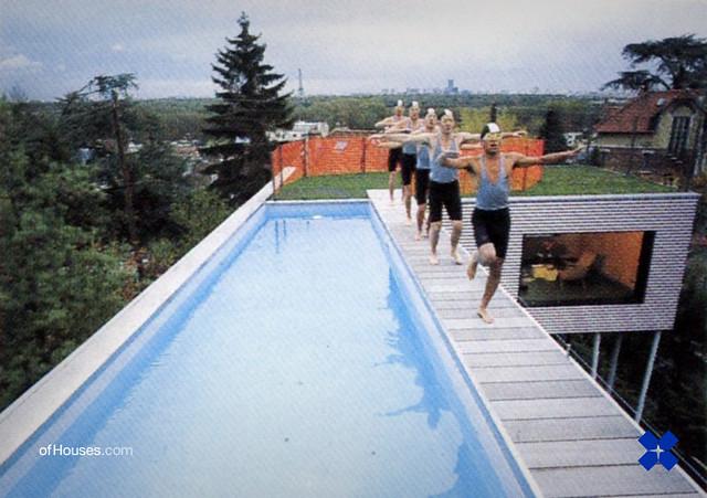 Oma villa dall ava paris france 1985 1991 for Dall ava parquet