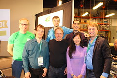 Linus Torvalds at GSoC Reunion 2014