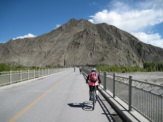 Lhasa to Gangna Camp ride