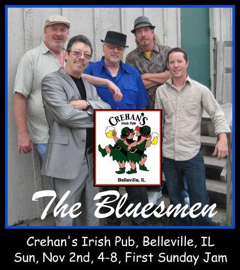 The Bluesmen 11-2-14