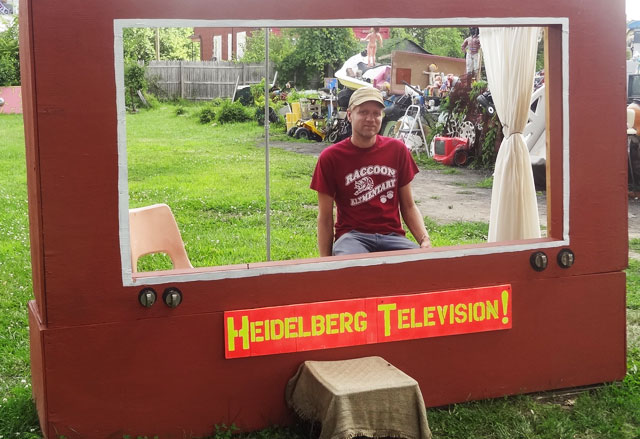 heidelberg-television
