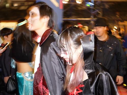 Nakameguro Blue Halloween 08