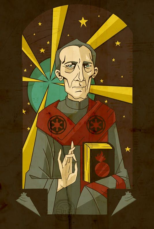 Saint Tarkin by Jacob McAlister