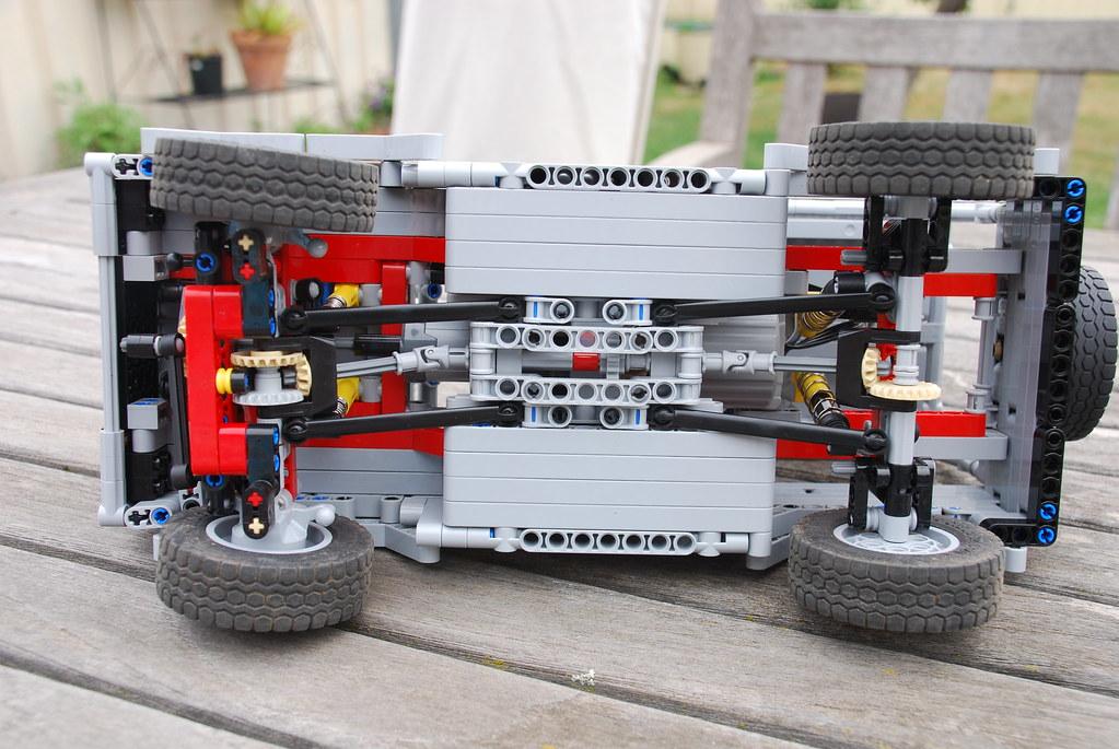 lego land rover defender 110 instructions pdf