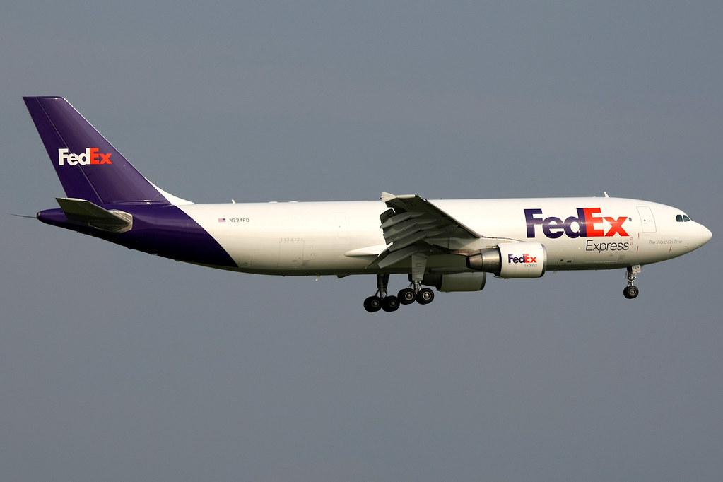 N724FD - A306 - FedEx