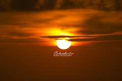 Colombo Sun Set