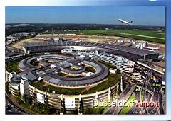 Germany-Dusseldorf-Airport