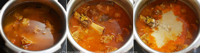 How to make mutton salna - Step4
