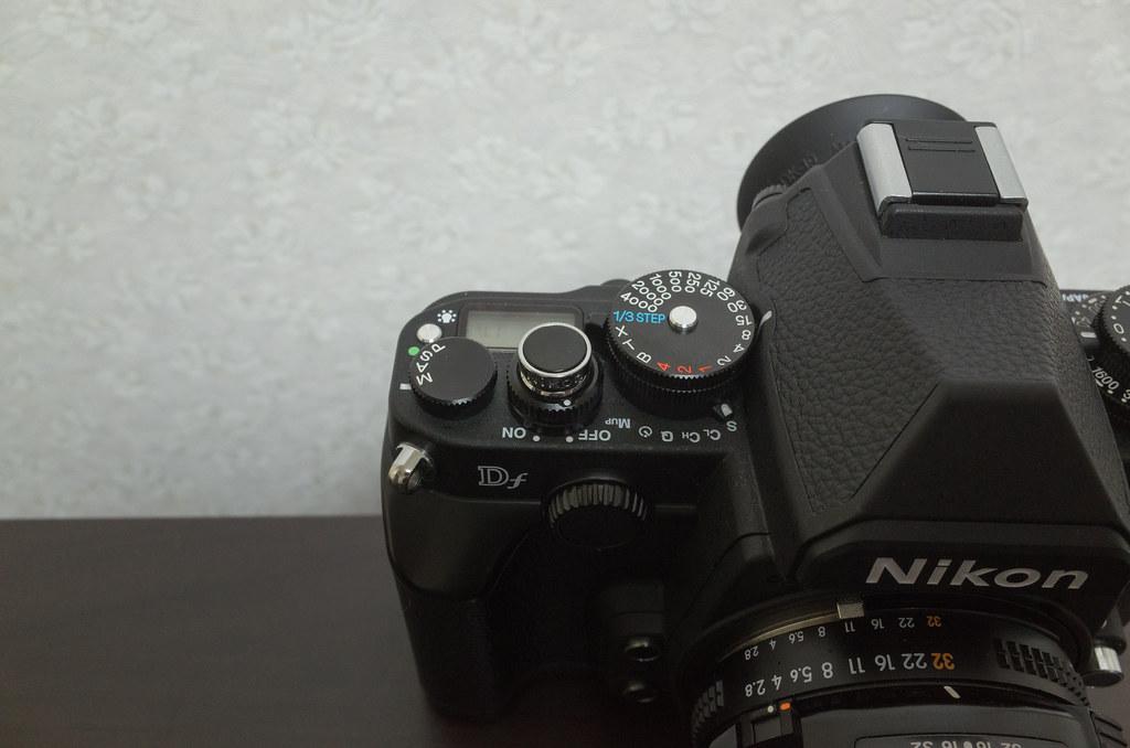 Nikon AR-11(装着後)