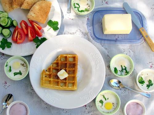 Eggs Cocotte